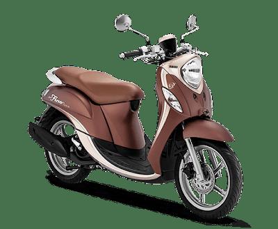 Spesifikasi, Fitur, dan Warna Yamaha Fino Premium
