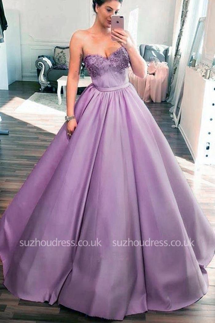https://www.suzhoudress.co.uk/glamorous-sweetheart-lace-appliques-prom-dresses-cheap-ribbon-sleeveless-evening-dresses-g25127?cate_1=38
