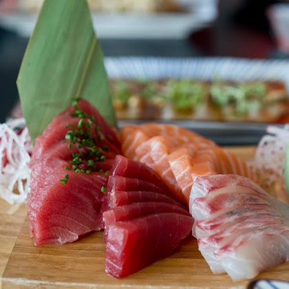 """""""Shiin"""" é Degustação no Sushi Bar"""