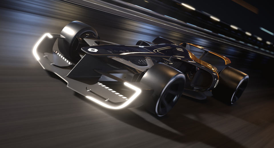 Renault releases stunning vision for F1 in 2027