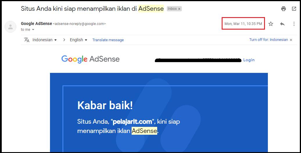 bocoran tips cara daftar adsense blog