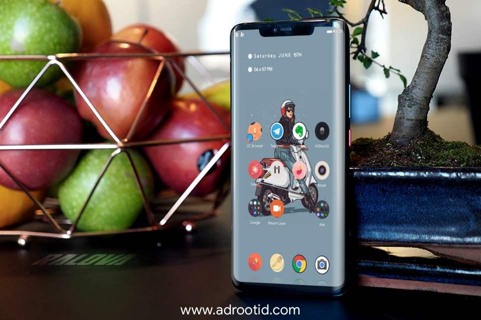 Membuat screenshot hp di Android
