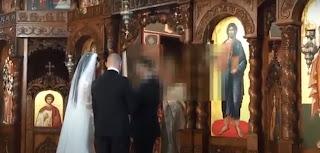 بالفيديو: ناشطة سعودية تتحوّل إلى المسيحية وها هي تنشر صور زفافها في الكنيسة!