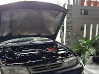 Cara mengatasi bunyi tek tek pada mesin mobil Timor