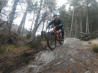 Mountain bike skills courses