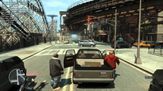 Gta IV screenshot 3