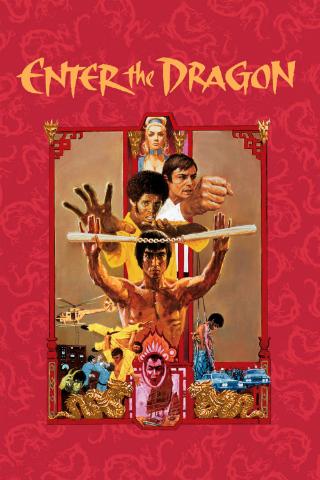 Enter The Dragon [1973] [DVDR] [NTSC] [Latino]