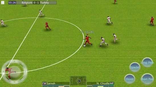 Game Sepak Bola Terbaik
