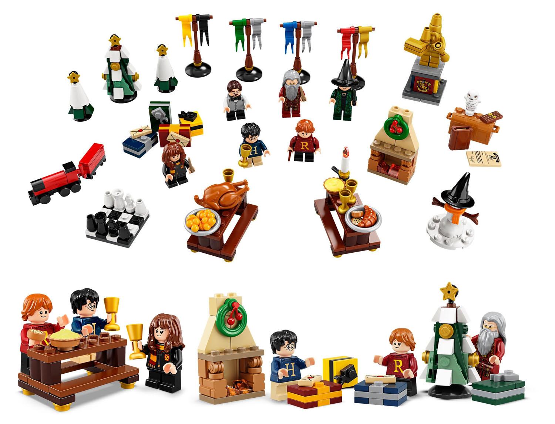75964 レゴ ハリー・ポッター・アドベントカレンダー(2019)