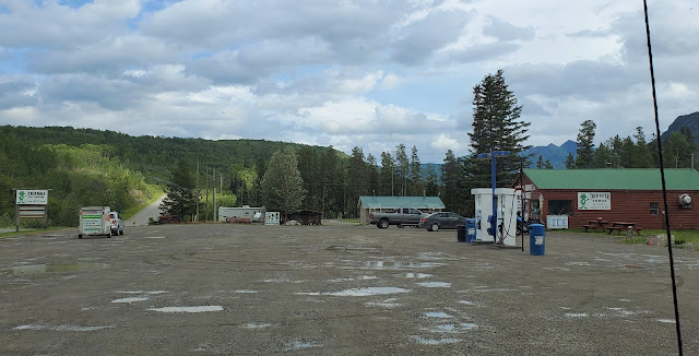 Toad River Lodge and RV park