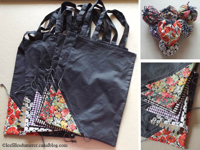 Bettinael Passion Couture Made In France Tote Bag 13 Patrons Et Tutos Couture Facile
