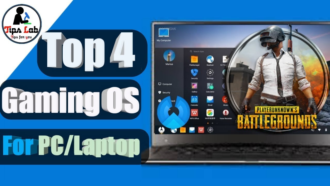 Top 4 Android Gaming OS For PC/Laptop Run Higher Graphics Game like