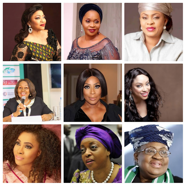 Richest Women in Nigeria in 2020