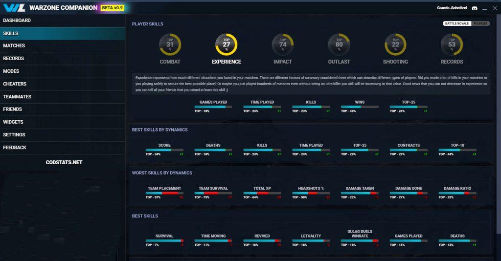 CoD Warzone hacker app
