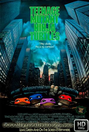 Las Tortugas Ninja (1990) [1080p] [Latino-Ingles] [MEGA]