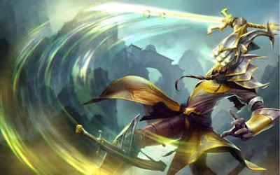 Role di League of Legends: Wild Rift