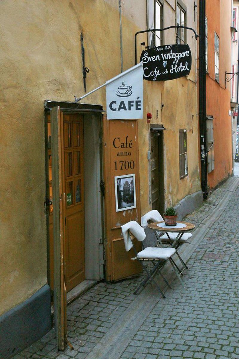 El 'nido' más romántico de Estocolmo