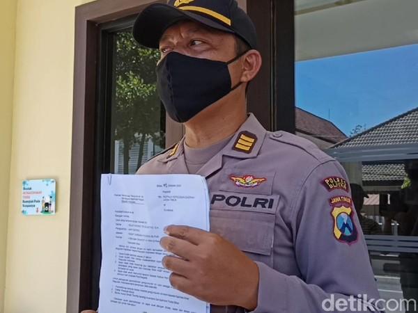 Tangis Kasat Sabhara Resign Dimaki Kapolres Blitar: Bisa Makan dengan Garam