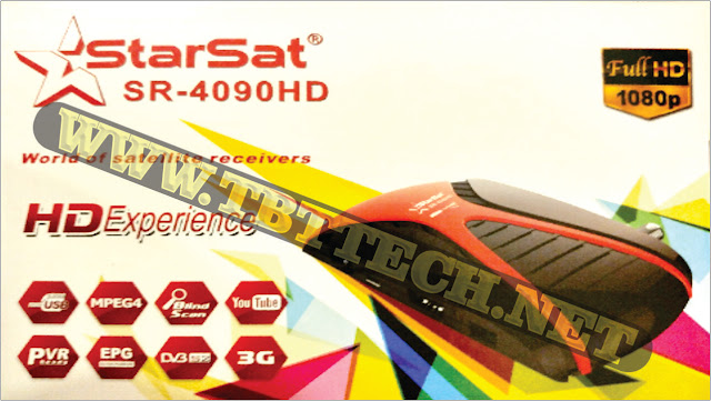 Starsat Sr-4090 Mini  Hd Extreme Software New Update 2020