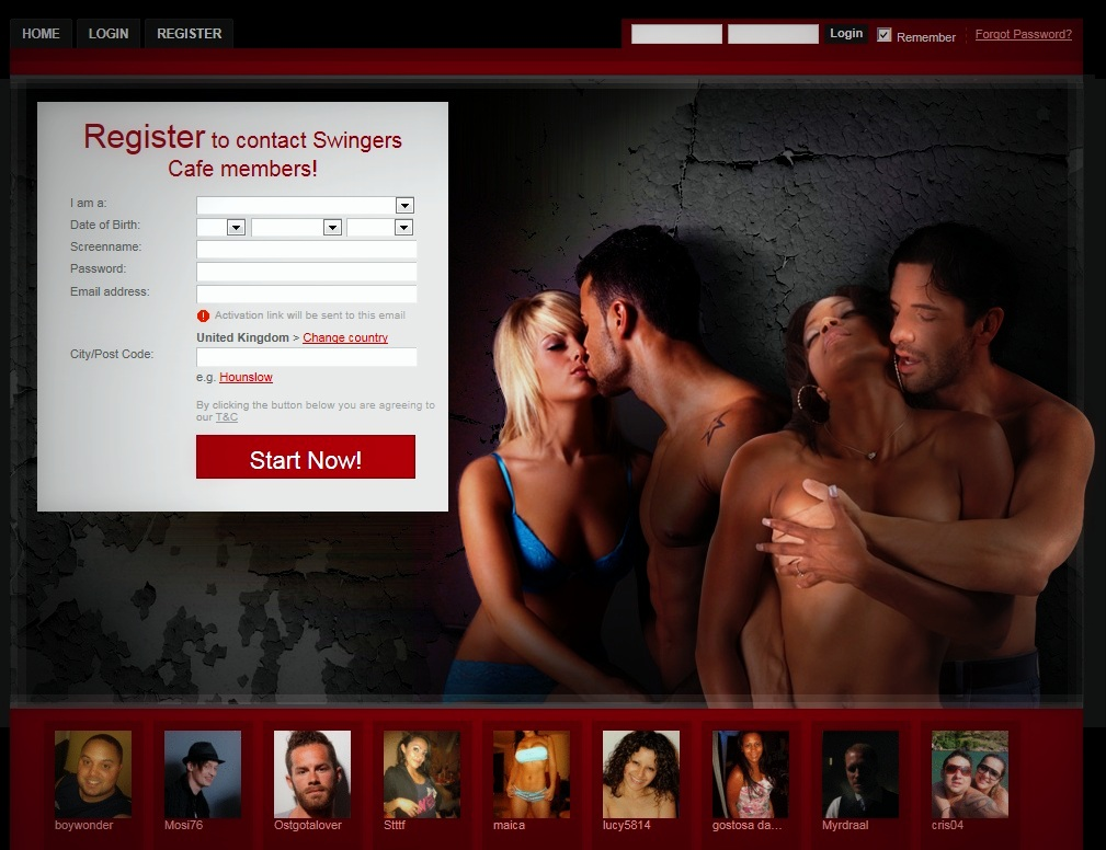 eureka bar swingers meeting dating