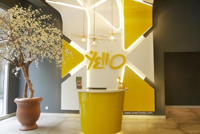 Hotel Instagramable di Jakarta - Yello Hotel