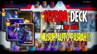 Hydra deck marvel duel