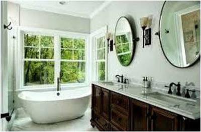Small Bathroom Remodel Spa