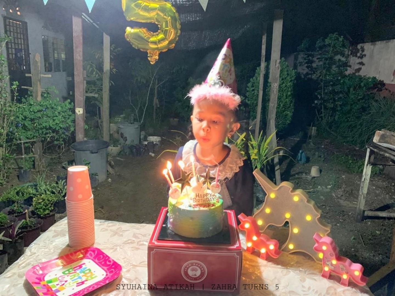 Selamat Ulangtahun Kelahiran Anak Bonda!.