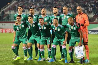 زامبيا الجزائر موعد اللقاء و القنوات الناقلة تصفيات كاس افريقيا 2021