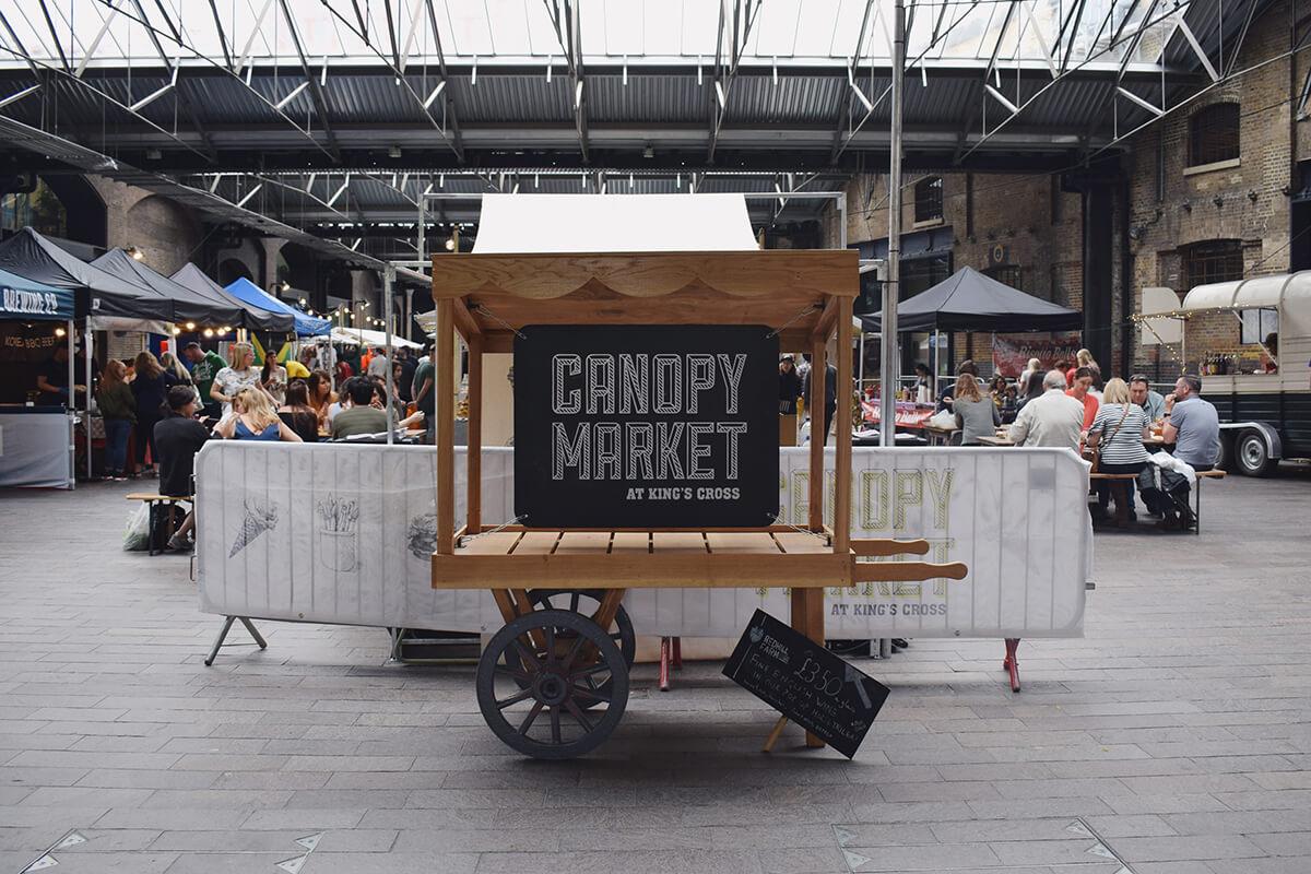 Canopy Market London Kings Cross
