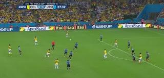 Gol de James Rodríguez, Colombia vs Uruguay, el mejor gol del mundial de futbol