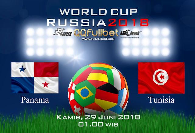 BOLA88 - PREDIKSI BOLA PIALA DUNIA : PANAMA VS TUNISIA 29 JUNI 2018 ( RUSSIA WORLD CUP 2018 )