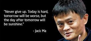 Kisah Inspiratif Jack Ma