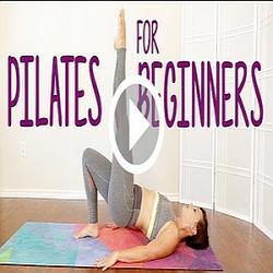 Total Body Pilates! 20 Minute Tone & Shape