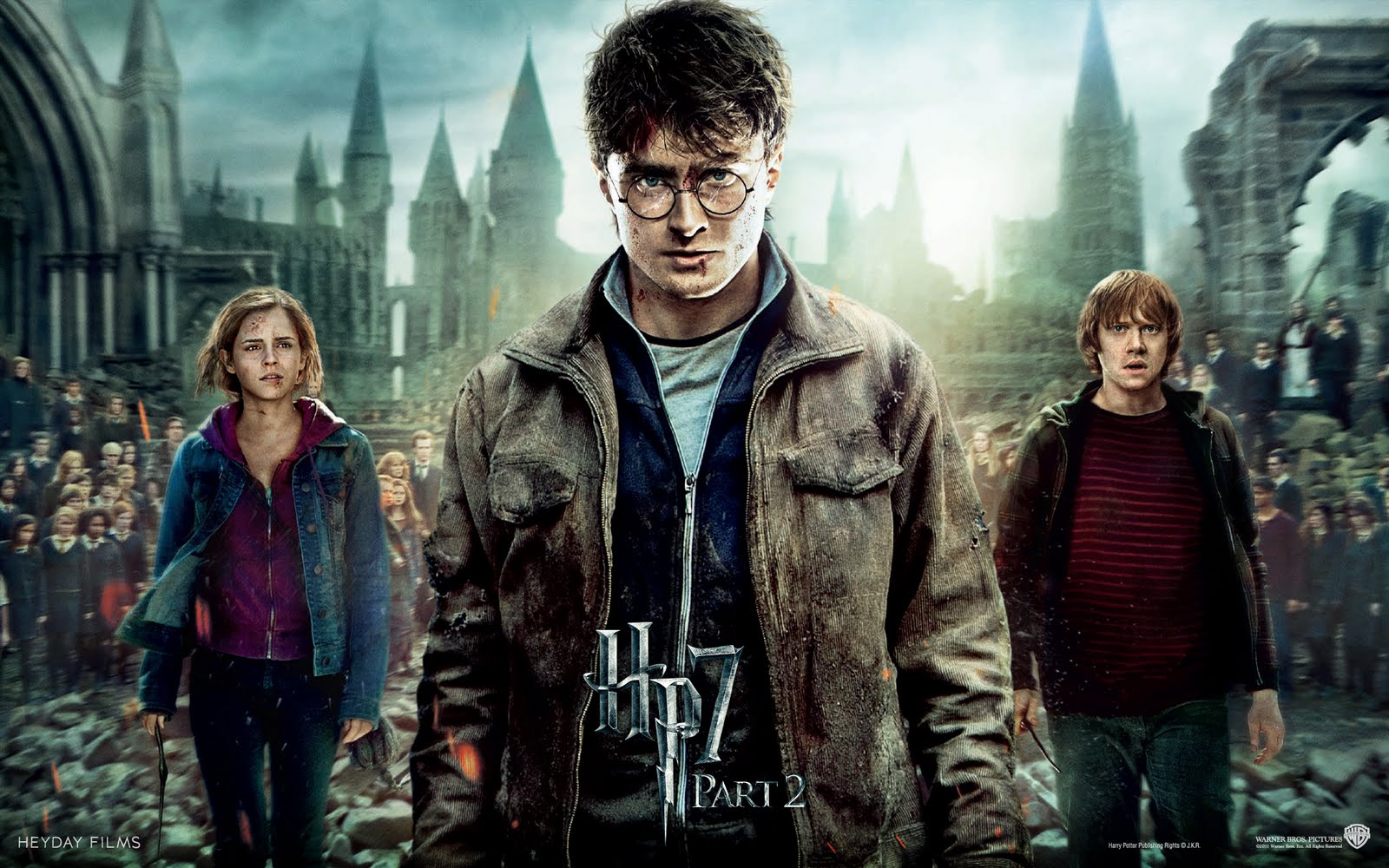 Harry Potter e as Relíquias da Morte: Parte 2 Torrent – BluRay Rip 1080p Dual Áudio (2011)