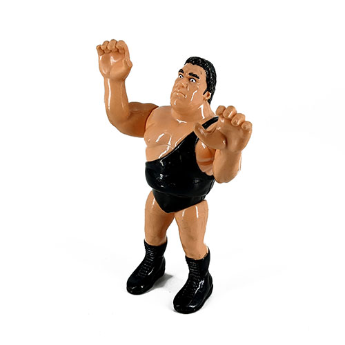 Figura Presing Catch WWF André el gigante 1990