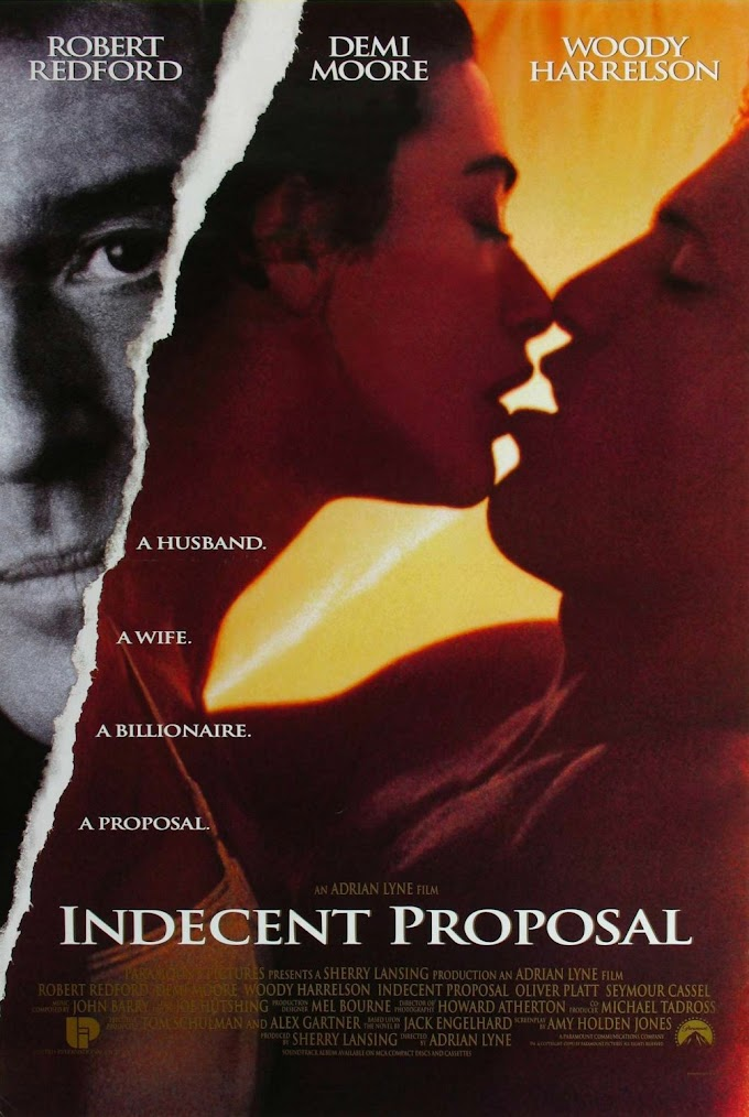 [18+] Indecent Proposal (1993) Dual Audio [Hindi 5.1 DD – English] BluRay 1080p 720p 480p [Full Movie]