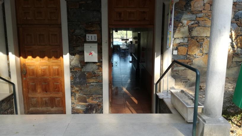 Restaurante Lago Verde - Entrada