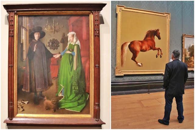 Visita a la Galería Nacional de Londres. Cuadros imprescindibles 2