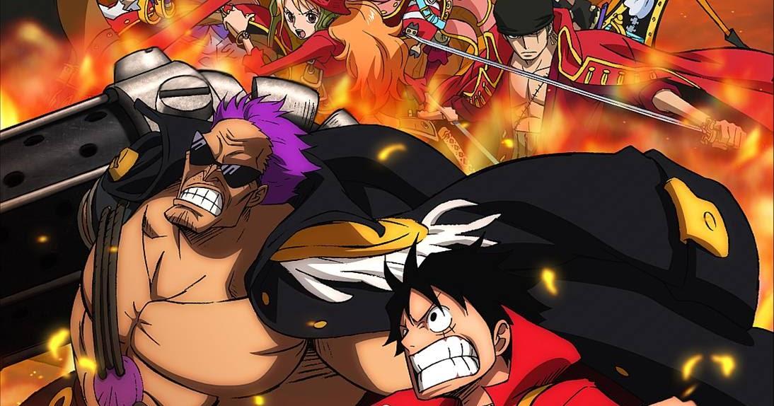 Anilaychu: One Piece Film Z (Tagalog Dubbed)