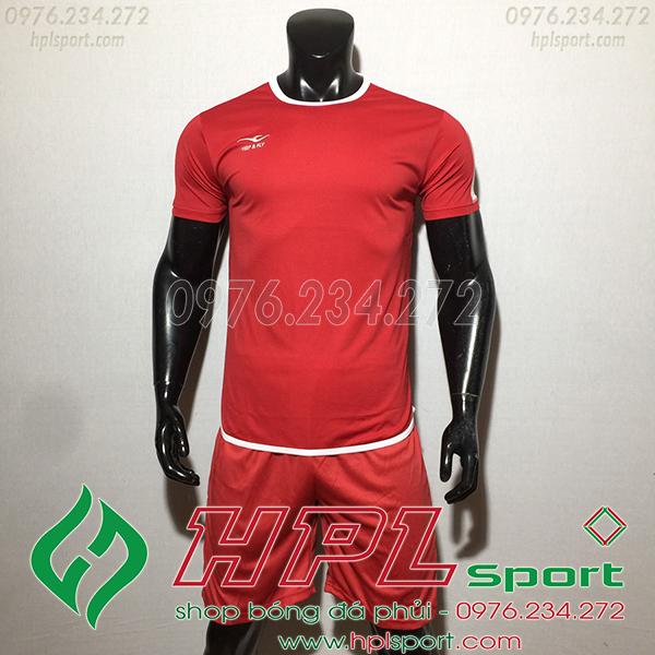 Áo ko logo KeepFly Zuk màu đỏ