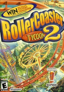 RollerCoaster Tycoon 2 - PC (Download Completo)