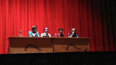 Booktubers en Celsius 2015