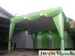 Sewa Tenda Plafon VIP - Rental Tenda Plafon VIP Pameran