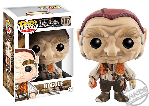Funko Pop Figure Labyrinth Hoggle