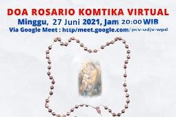 Pertemuan Rutin Bulanan Komtika Juni 2021