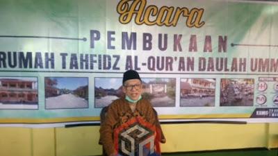 Ponpes Daulatul Ummah Al-Islamiah Siap Ciptakan Generasi Qur'ani