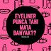 Tahi mata banyak disebabkan celak@eyeliner??
