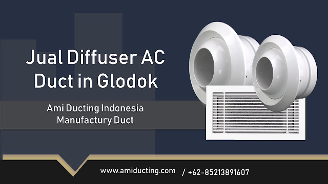 Jual Diffuser Air Duct di Glodok