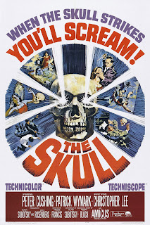 The Skull 1965 Peter Cushing & Christopher Lee